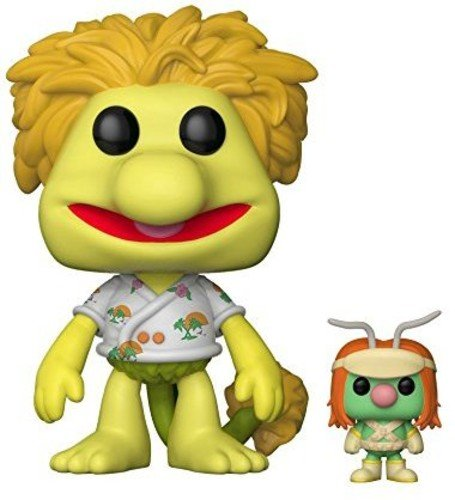 Funko Pop Television: Fraggle Rock-Wembley with Doozer Colle