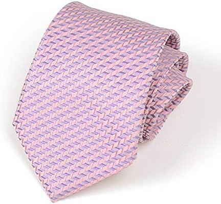 Funytine Corbata de Boda para Hombre Corbata de Moda Corbatas para ...