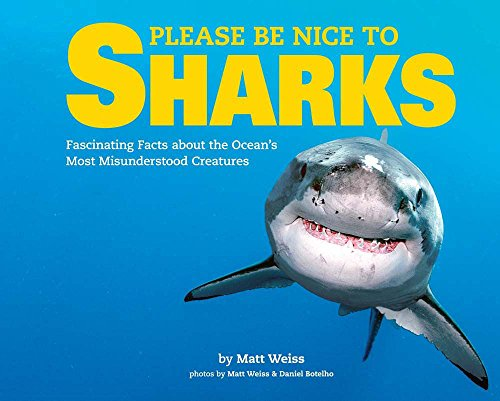 Please Be Nice to Sharks: Fascinating Facts about the Ocean