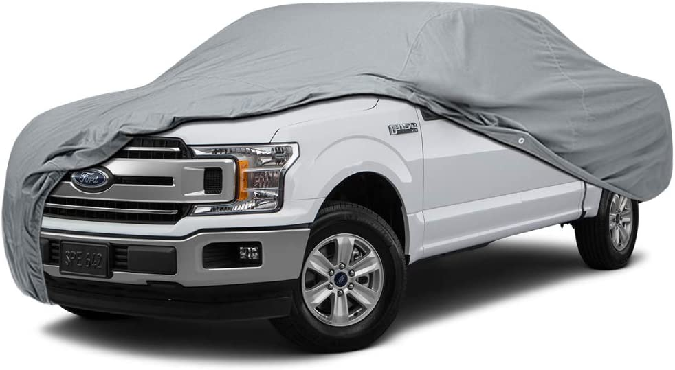 Amazon Com 5 Layer Semi Custom Fit Truck Car Cover For Toyota