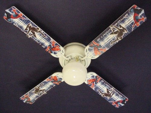 ceiling fans for boys rooms - 7