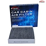 air filter ford mustang - POTAUTO MAP 1010C Heavy Activated Carbon Car Cabin Air Filter Replacement compatible with FORD, Mustang