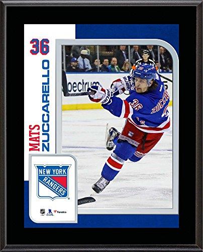Mats Zuccarello New York Rangers 10.5