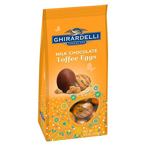 Ghirardelli Milk Chocolate Toffee Eggs product image