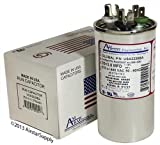 (2) Pack - Mars 12077 Replacement - 35 + 3 uf/Mfd 370/440 VAC AmRad Round Dual Universal Capacitor, Made in The U.S.A.