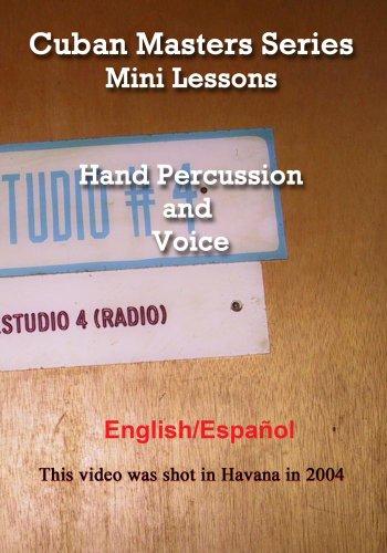 - Cuban Masters Series Mini Lessons