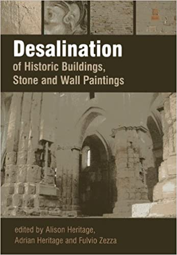 Desalination of Historic Structures and Objects
