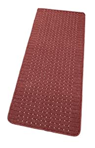 William armes 3771214 stanford alfombra de pasillo 180 x 67 cm color rojo hogar - Amazon alfombras pasillo ...