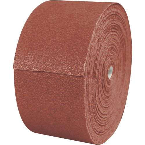 Silverline - 799197 - Rouleau d'abrasif corindon - Grain 180-115 mm x 50 m