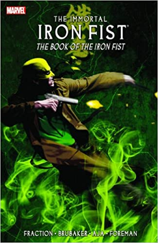 Immortal Iron Fist Volume 3: The Book Of Iron Fist TPB: Book ...