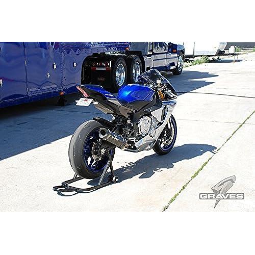 Graves Motorsports FEY 15R1 K Yamaha YZF R1 2015 2016 Fender Eliminator Kit