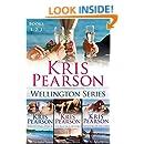 The Wellington Series Books 1,2,3: three scorching feel-good romances