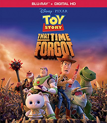Toy Story that Time Forgot BD + Digital HD [Blu-ray]