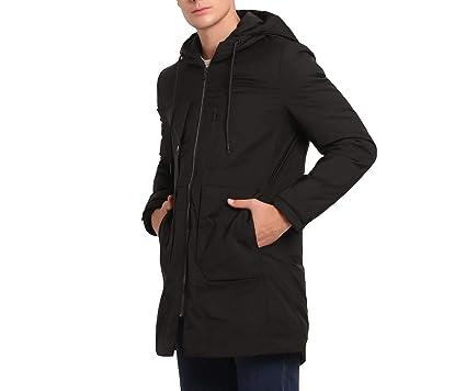054157306c0 2018 Casual Winter Long Duck Down Jacket Men Windproof Waterproof Parka  Male Plus Size Thick Warm
