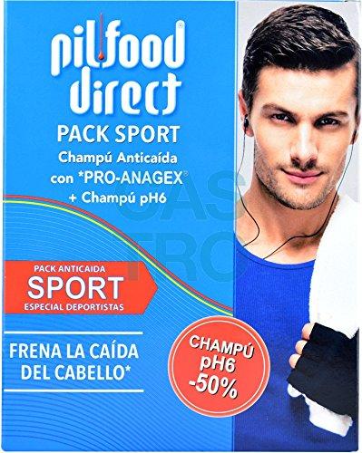 PILFOOD PACK DIRECT SPORT CHAMPU ANTICAIDA.+CHAMPUPH6