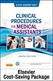 Clinical Procedures for Medical Assistants - Text and Adaptive Learning Package, Bonewit-West, Kathy, 0323321747