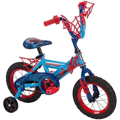 "12"" Marvel Spider Man Bike by Huffy"