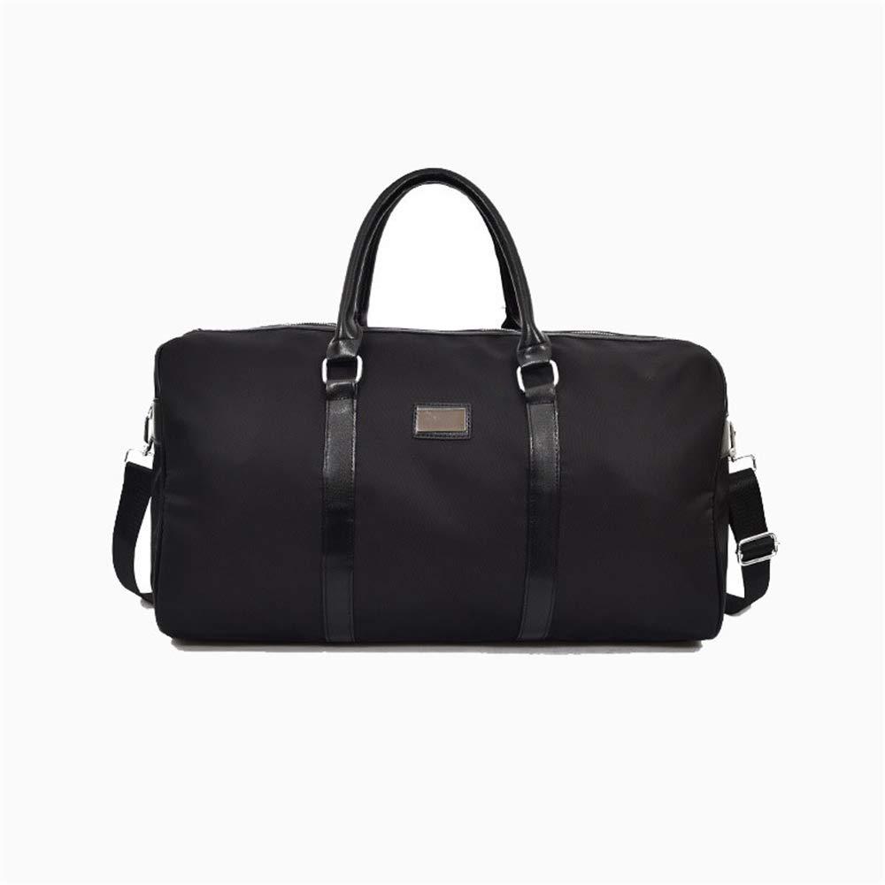 Travel Duffel Hand Luggage PU Soft Surface Travel Bag Large-Capacity Men's Bag Short Trip Package Portable Travel Bag Female Travel Bag Handbag Luggage Bag Weekender Overnight Luggage