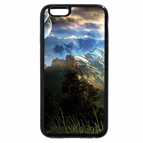 iPhone 6S / iPhone 6 Case (Black) nice view