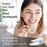 Professional Mouth Guard For Grinding Teeth, Thin