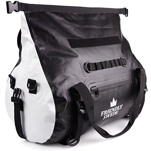 The Friendly Swede Waterproof Duffel Bag Backpack d1b9f84982161