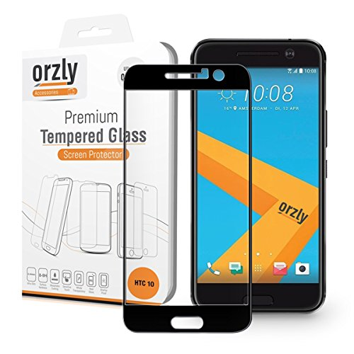 Orzly Pro Fit Tempered Screen Protector