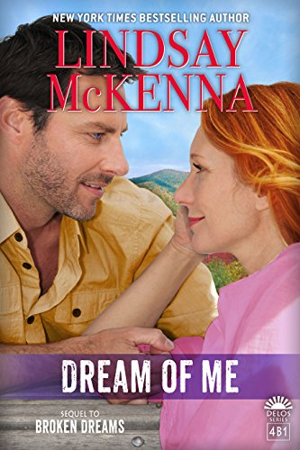 Dream Of Me Delos Series 4B1 By McKennna Lindsay
