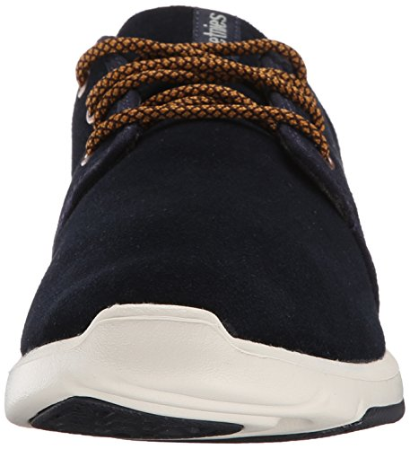 Etnies Scout, Men's Low-Top Trainers Blau (Navy/Brown/White 480)