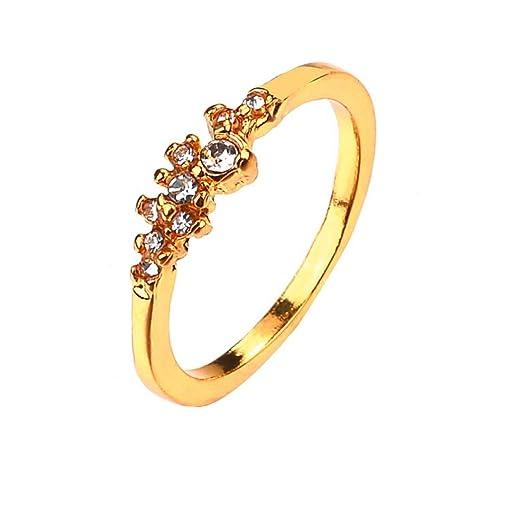 Amazon Com Fashion Ring Umfun Diamond Ring Jewelry Wedding