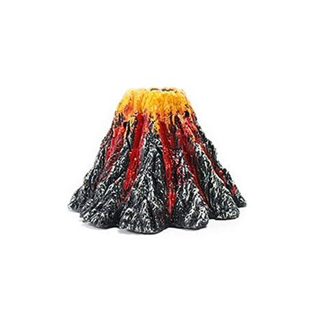 Adorno de Acuario Coral Decoraciones – Bomba de Aire de Burbujas de Coral de Conchas tempranas