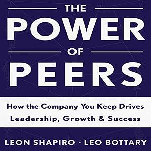 The Power of Peers Audiobook