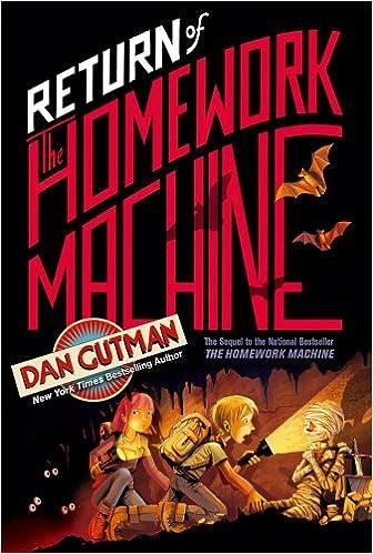 the homework machine dan gutman reading level