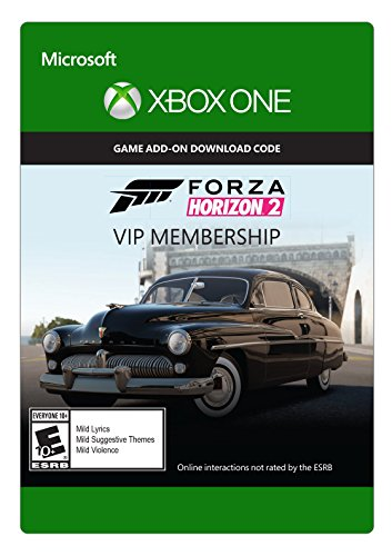 Forza Horizon 2: VIP Membership - Xbox One Digital Code