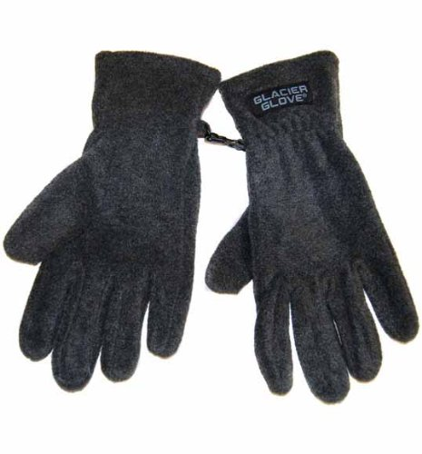 Glacier Glove Fingerless Fleece Fishing Glove