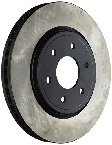 Centric Parts 120.42085 Premium Brake Rotor with E-Coating ()