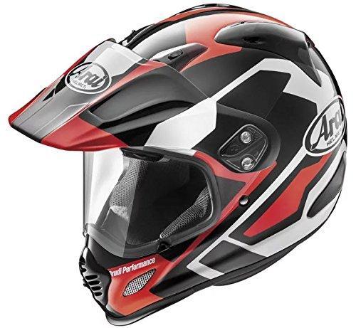 - Arai Helmets XD4 Catch Helmet (Red, Medium)