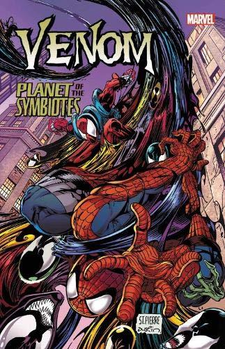 Read Online Venom: Planet of the Symbiotes ebook