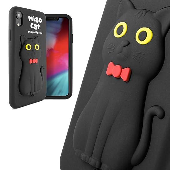 iphone xr 3d cartoon case