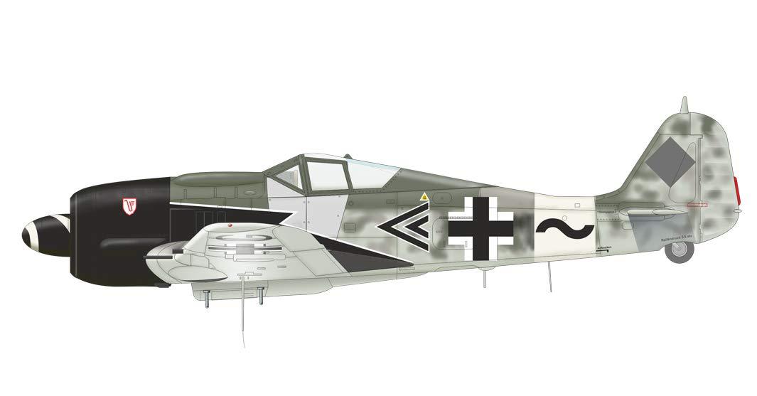 EDU70112 1 72 Eduard Fw 190A8 R2 ProfiPACK Edition [Model Building KIT]