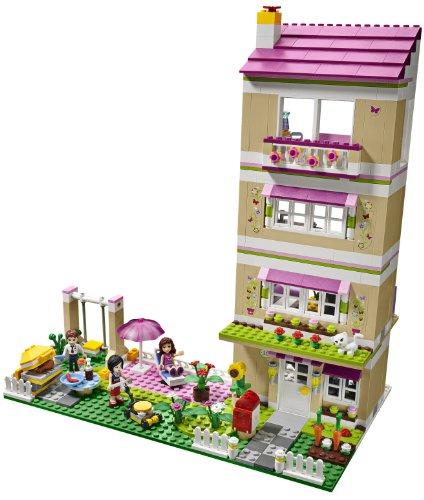 Lego Friends 3315 Traumhaus Amazon De Spielzeug
