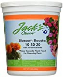 J R Peters Inc 51024 Jacks Classic No.1.5 10-30-20 Blossom Booster Fertilizer