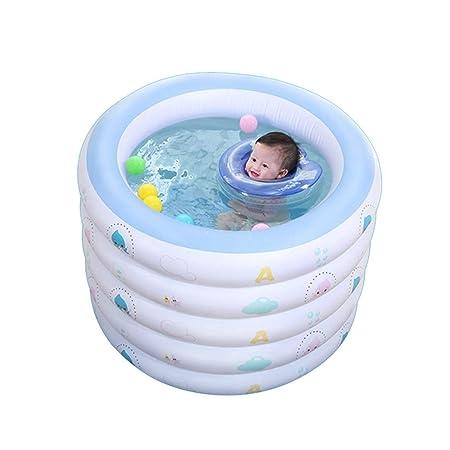 HUUQ HRQ Bañera Inflable for niños Piscina for el hogar ...