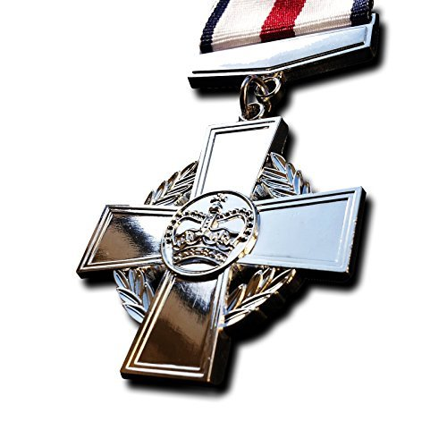 Military Medal Conspicuous Gallantry Cross Military Decoration of the British Armed Forces Repro
