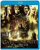 [DVD]ゲーム・オブ・スローンズ 第一章:七王国戦記 ブルーレイ Vol.1 [Blu-ray]