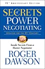 Secrets of Power Negotiating (Inside Secrets from a Master Negotiator)