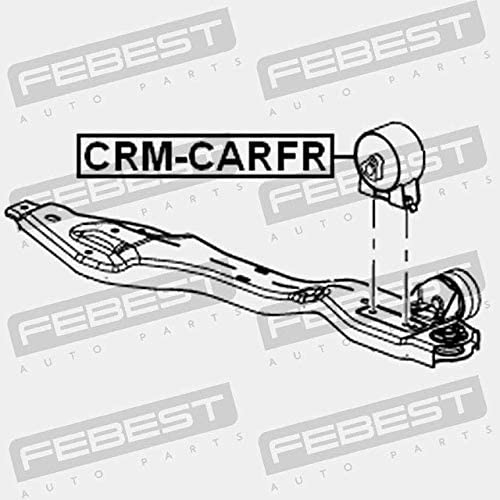 Febest SUPPORT MOTEUR AVANT CRM-CARFR