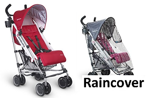 Uppa Baby 2015 G-Luxe Stroller With Rain Cover (Denny)