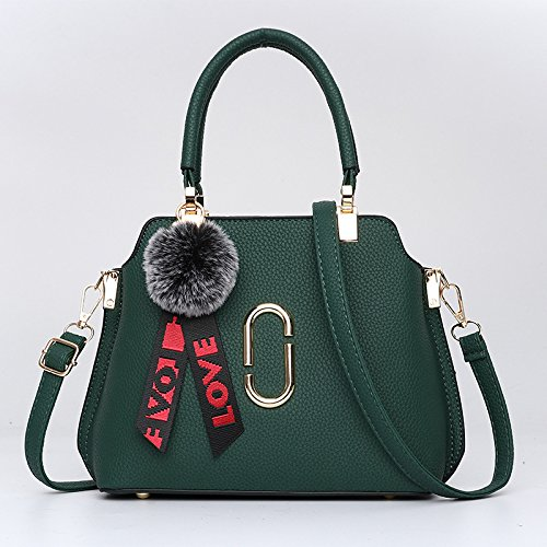 Marrón Lady'S green Bolso Military amp;QIUMEI OME 6tq5vn