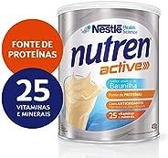 Suplemento Alimentar, Nutren Active, Baunilha, 400g