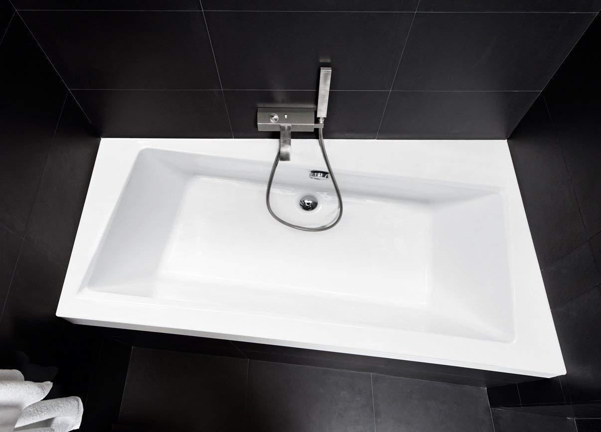 Vasca Da Bagno Infinity Prezzo : Vasca da bagno rettangolare exclusive line modello infinity con